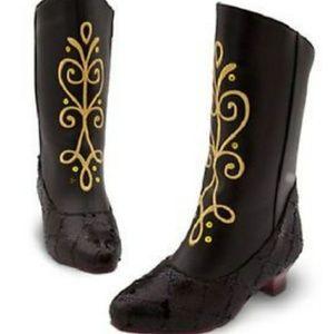 Anna Disney boots